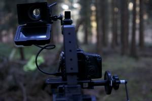 Unsere Kamera für 'Der kleine 5-Minuten-Mord' - Canon 5dmark2