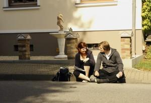 Entspannungs-Pause 'Kameradschaft Eins-Acht'